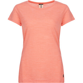 super.natural Everyday - Camiseta manga corta Mujer - naranja